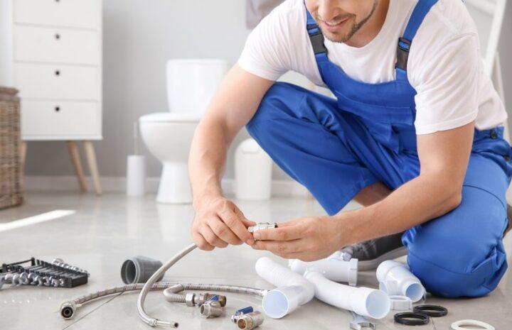 Quelles sont les étapes d'une installation sanitaire?