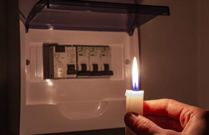 Que faire en cas de panne d'électricité?